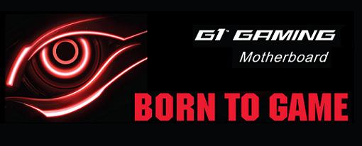 Linea de tarjetas madres G1 Gaming Z97 de Gigabyte