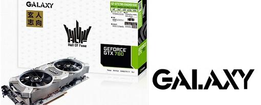 Galaxy lanza su GeForce GTX 780 HOF 6 GB