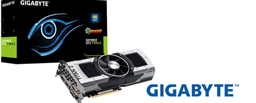 Gigabyte anuncia su tarjeta gráfica GeForce GTX TITAN-Z