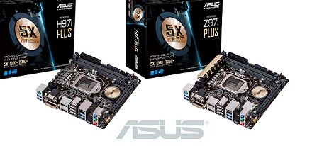 Asus anuncia sus placas base Mini-ITX Serie 9