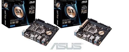 Asus anuncia sus placas base Mini-ITX Serie 9