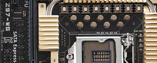 Asus hace oficial su tarjeta madre Z97-WS