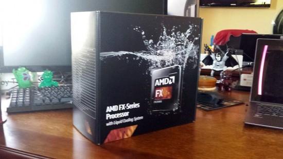 AMD FX Series Processor
