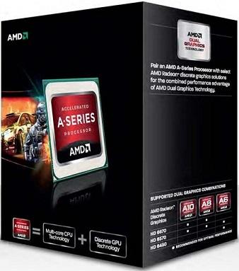 APU AMD BOX
