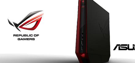 Computex 2014 – Consola de juegos ROG GR8 de Asus