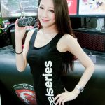 Boot babes - SteelSeries - Computex 2014