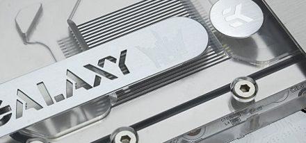 Galaxy y EK presentan la GeForce GTX 780 Ti HOF V20
