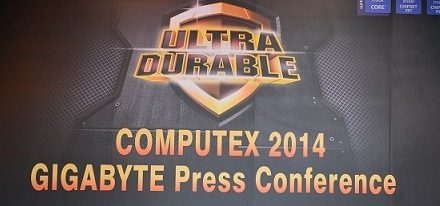 Computex 2014 – Gigabyte rompió un récord mundial con su placa base Z97X-SOC Force LN2