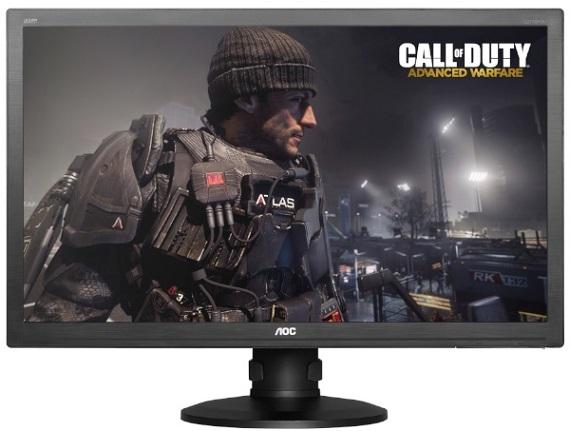 Monitor g2770Pqu de AOC