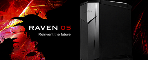 Nuevo case Raven RV05 de SilverStone