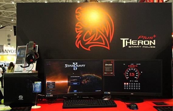 THERON Plus Smart Mouse de Tt eSPORTS