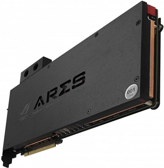 Tarjeta de video Asus ROG ARES III