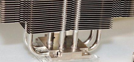 Computex 2014 – Noctua expone un refrigerador para CPU con Heatpipes Cube-base