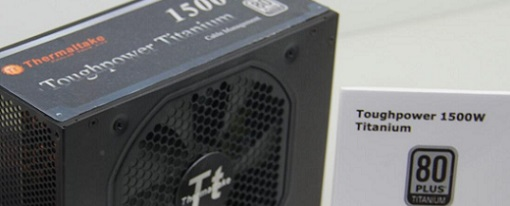 Computex 2014 – Thermaltake ToughPower Titanium 1500W