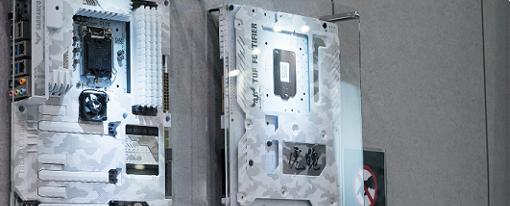 Computex 2014 – Asus deja ver su placa base TUF Sabranco Z97