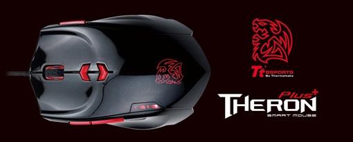 Computex 2014 – THERON Plus Smart Mouse de Tt eSPORTS
