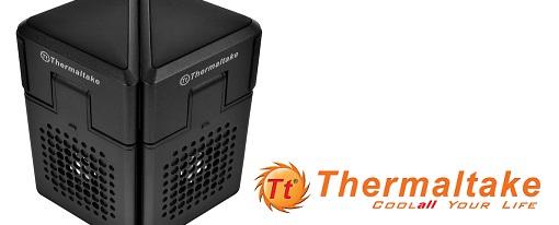 Thermaltake anuncia su disipador para portátiles Satellite con altavoces integrados