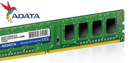 Memorias Premier DDR4 2133 de ADATA