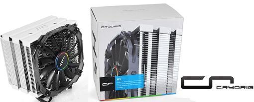 Nuevo CPU Cooler H5 Universal de CRYORIG