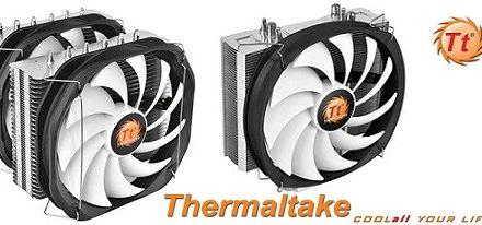 Nuevos disipadores para CPU Frio Silent Series de Thermaltake