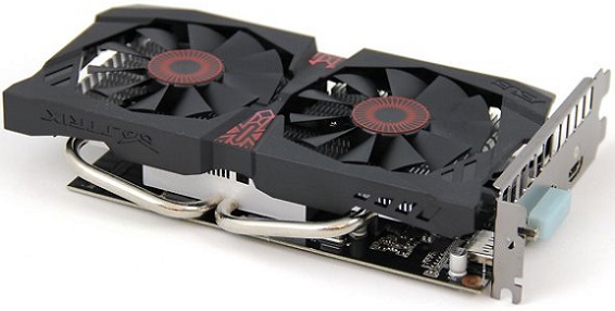 GeForce GTX 750 Ti STRIX de Asus