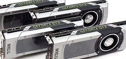 ¿Nvidia esta trabajando en el nuevo chip gráfico para la GTX TITAN II?