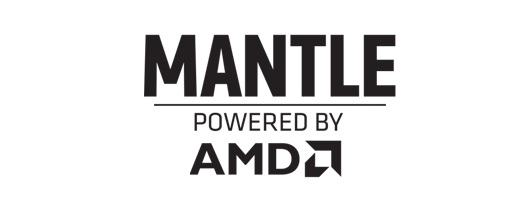 Mantle powered by AMD