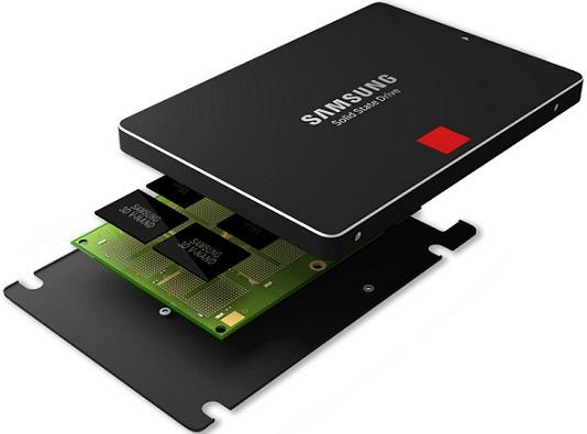 SSD 850 PRO de Samsung