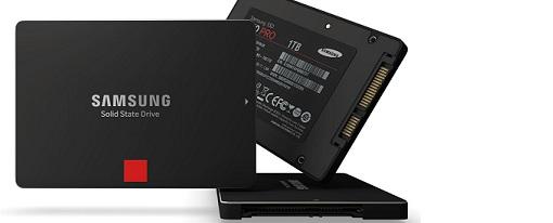 Samsung introduce sus SSDs 850 Pro con la tecnología 3D V-NAND
