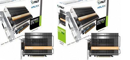Palit libera sus tarjetas gráficas GeForce GTX 750 y GTX 750Ti KalmX