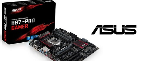 Asus presenta su tarjeta madre H97-Pro Gamer