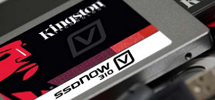 Nuevo SSDNow V310 de Kingston