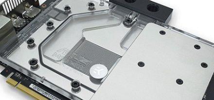 EK Water Blocks presenta su bloque de refrigeración líquida para las Asus ROG Matrix