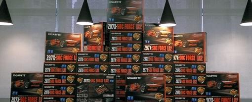 Gigabyte establece otro récord de OC con su placa Z97X-SOC Force LN2