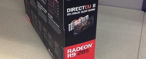 Asus Strix Radeon R9 285