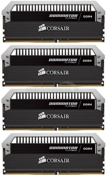 Dominator Platinum DDR4 de Corsair