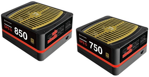 Fuentes de poder Toughpower DPS G de Thermaltake
