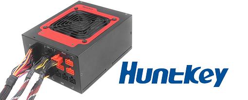 Fuente de poder X7 1000 de Huntkey