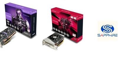 Sapphire lanza oficialmente su serie Radeon R9 285