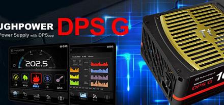 Fuentes de poder Toughpower DPS G de Thermaltake