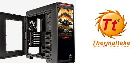 Urban S71 World of Tanks Edition de Thermaltake