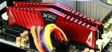 Nuevas memorias DDR4 XPG Z1 de ADATA