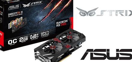 Asus hace oficial su tarjeta de video Strix R9 285