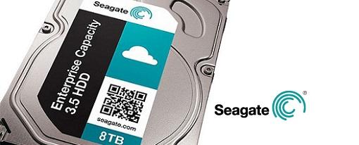 Seagate anuncia el primer disco duro con capacidad de 8 TB del mercado