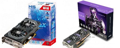 Posan ante las cámaras las AMD Radeon R9 285
