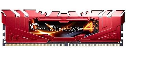 Ya en pre-orden las memorias DDR4 RipJaws 4 de G.Skill