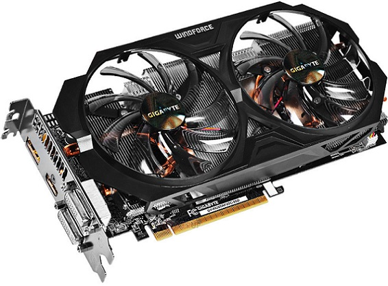 Gigabyte Radeon R9 285 WindForce OC