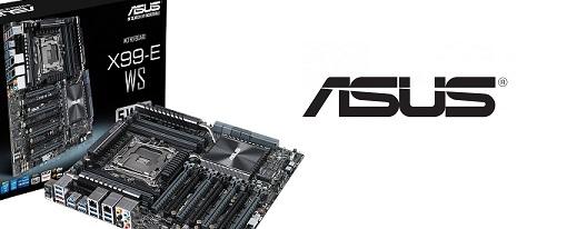Asus presenta su placa para estaciones de trabajo X99-E WS