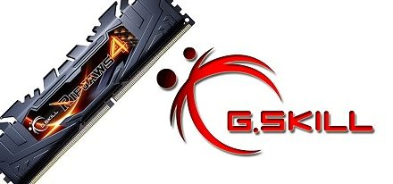 G.Skill anuncia sus kits de memorias Ripjaws 4 @ 3333 MHz