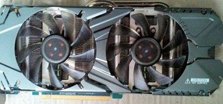Imágenes y especificaciones de GeForce GTX 970 GC 4GB de Galaxy